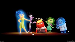 The Inside Out Characters