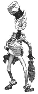 ally sloper British comic character