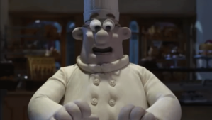 Baker_Bob Wallace and Gromit
