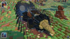 Lego Worlds Mining Machine