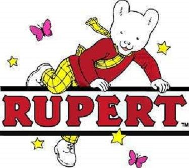 Rupert the Bear British Comics