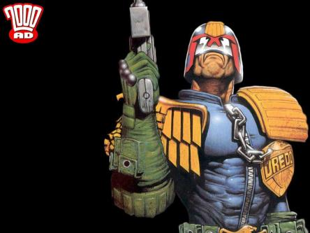 Judge Dredd 2000 AD