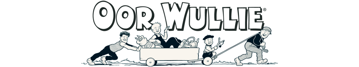 Our Wullie Banner