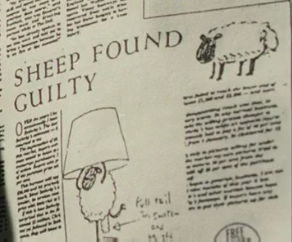 Wallace and Gromit Sheep Picture 4