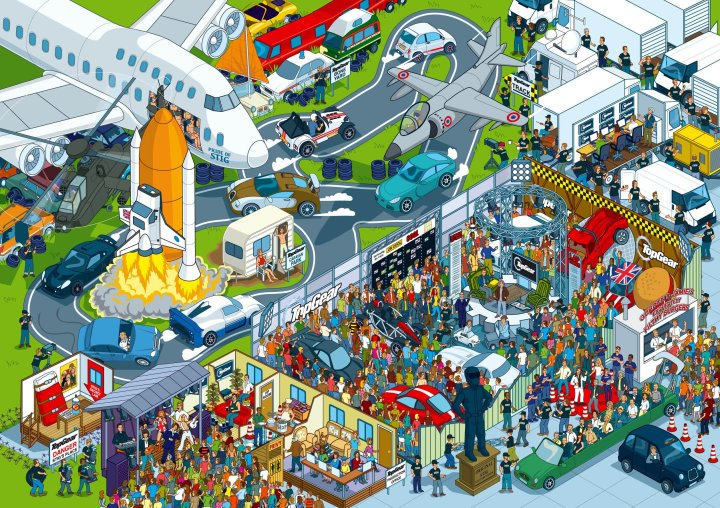Where's Stig