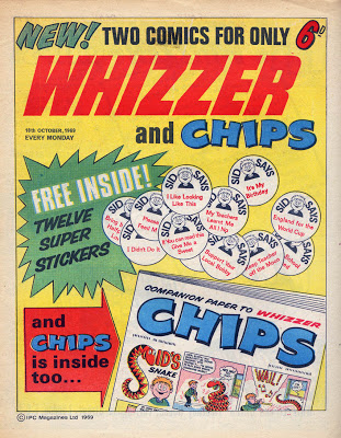 First Whizzer and Chips