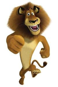 alex the lion madagascar