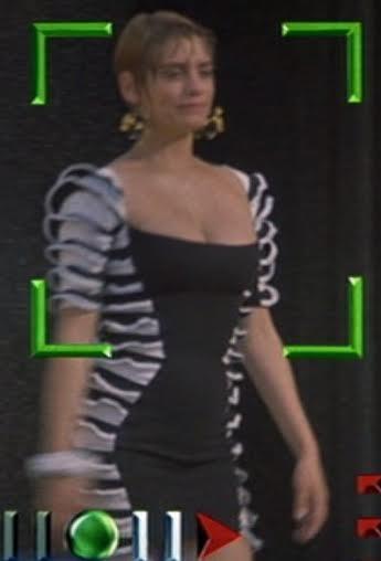 Back To The Future woman fashion