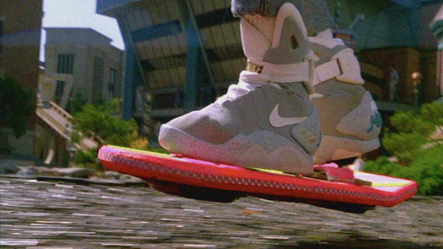 Air Mags Back to the Future