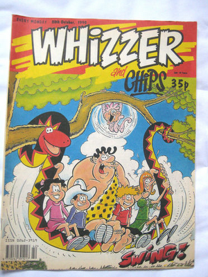 One of the Last Whizzer and Chips