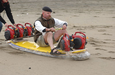 Jamie Hyneman mythbusters Back to the Future Hoverboard