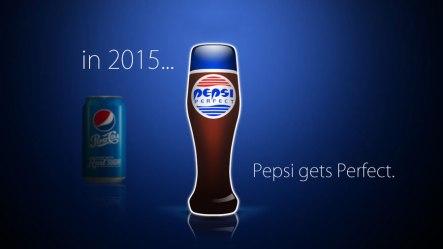 Pepsi Perfect Ad Back to the Future