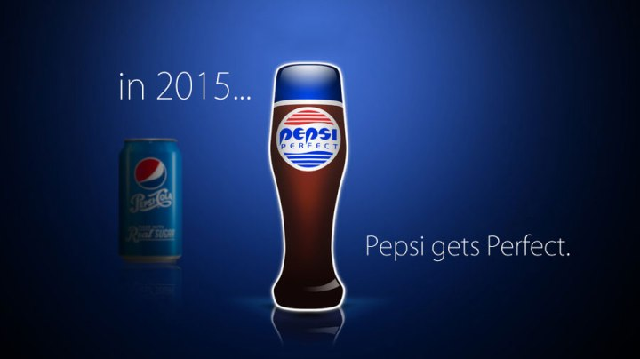 Pepsi Perfect Ad Back to the Future