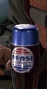 Pepsi Perfect Close Up Back to the Future