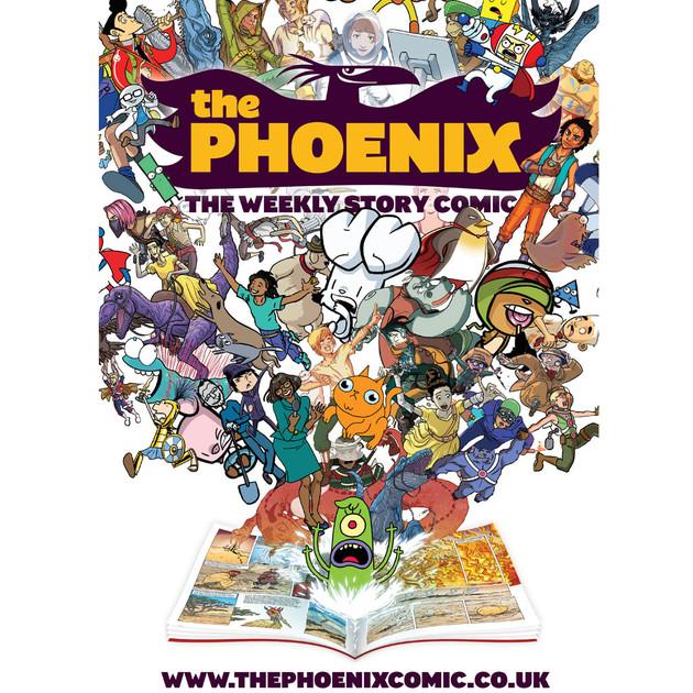 phoenix comic