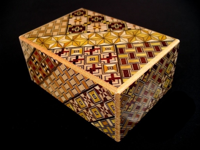 Japanese Puzzle Box Fiendish
