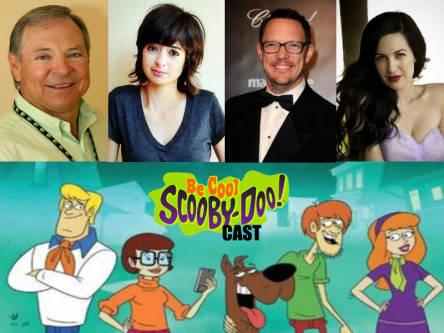 be cool scooby doo cast
