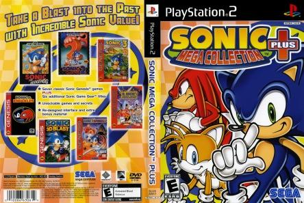 Sega Mega Collection