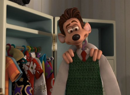 Wallace Suit Flushed Away Easter Eggs