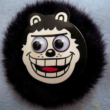 gnasher badge