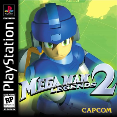 Megaman legends 2 Ps1