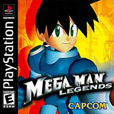 Megaman legends ps1