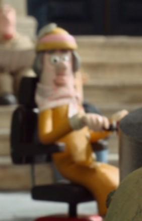 Miss Thripp Shaun the Sheep Movie