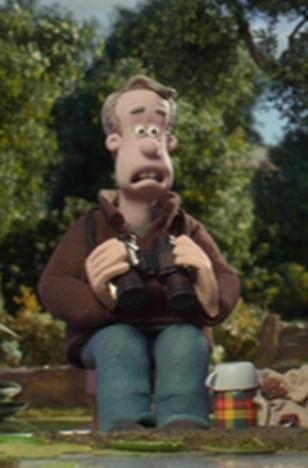 Nick Park Shaun the Sheep Movie