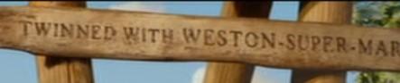 Weston Super-Mare Aardman Pirates