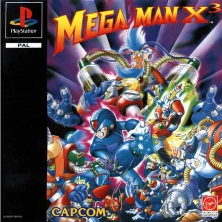 Megaman x3 ps1
