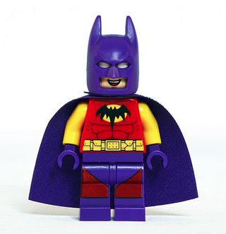 Zurenarhh Batman Lego Minifigure